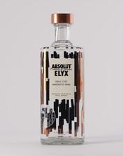 Absolut Elyx Vodka 1L