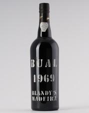 Blandy's Bual 1969 Madeira 0.75