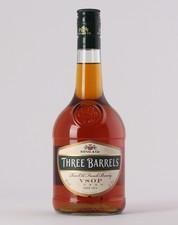 Brandy Three Barrels VSOP 0.70