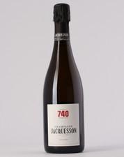 Champagne Jacquesson Cuvée 740 Brut 0.75