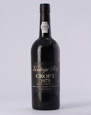 Croft 1975 Vintage Port 0.75