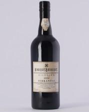 Madeira Henriques & Henriques Terrantez 1954 0.75
