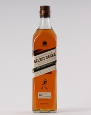 Johnnie Walker 10 Years Old Select Casks Rye Cask Finish 0.70