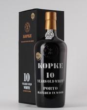 Kopke 10 Years Old White Port 0.75