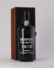 Kopke 1978 Colheita Port 0.75