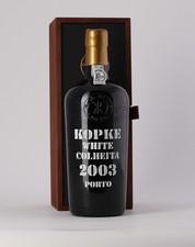 Kopke 2003 Colheita White Port 0.75