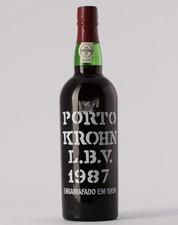 Krohn 1987 LBV Port 0.75