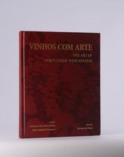 Livro Vinhos Com Arte