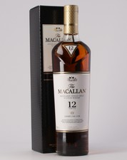 Macallan 12 Years Old Sherry Oak (New Bottle) 0.70