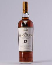Macallan 12 Years Old Sherry Oak (Old Bottle) 0.70