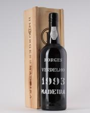 Madeira Borges Verdelho 1993 0.75