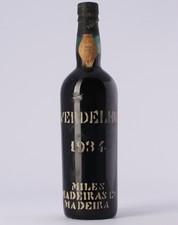 Madeira Miles Verdelho 1934 0.75