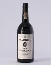 Warre's 1975 Vintage Port 0.75