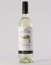 Zonin Ventiterre Pinot Grigio 2016 White 0.75